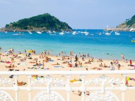 Spanish Seashore Occasions
