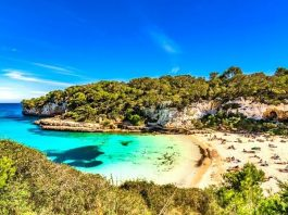 Best Sea Shores In Spain