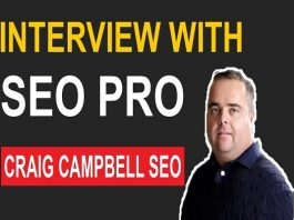 Interview With Craig Campbell SEO Expert