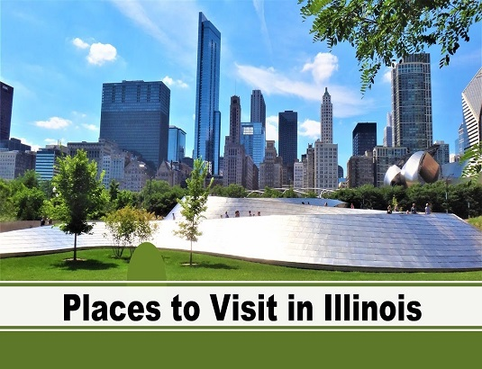 Most Beautiful Places to Visit in Illinois